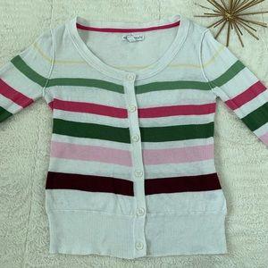 Like New Aeropostale Stripped Sweater Medium